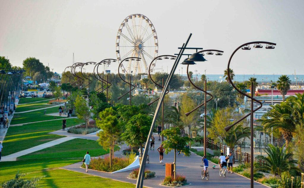 Parco del Mare Rimini vicino alla spiaggia Community 27